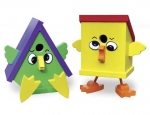 Bosom Buddies Birdhouses Woodworking Plan