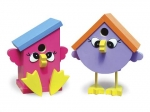 19-W3779 - Feathered Friends Birdhouses Woodworking Plan
