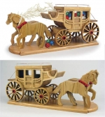 Stagecoach Woodworking Plan