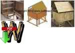 24-006 - Trapdoor Fort Woodworking Plan