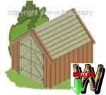 24-008 - How to Build a Board-and-Batten Shed Building Plan