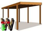 fee plans woodworking resource from WoodworkersWorkshop Online Store - carports,wood carports,garages,shade,carport canopies,fee woodworking plans,projects,patterns,blueprints,build,construction,how to,diy,do-it-yourself