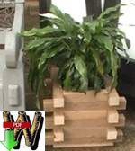 24-020 - Planter Box Woodworking Plan