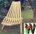 Kentucky Stick Chair Woodworking Plan