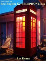 Telephone Box Building Plan