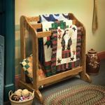 28-148855 - Quilt Stand Woodworking Plan