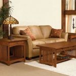 28-148856 - Mission Coffee Table and End Tables Woodworking Plan Set