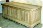 American Hope Chest Woodworking Plan