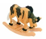 28-152004 - Buford the Rocking Bull Woodworking Plan