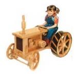 Grandpas Tractor Woodworking Plan