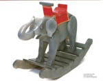 28-152019 - Hannibal the Elephant Rocker Woodworking Plan