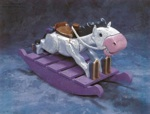 Krackles the Rocking Horse for Toddlers Woodworking Plan
