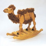 Lawrence the Rocking Camel Woodworking Plan