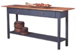 Country Sideboard Woodworking Plan