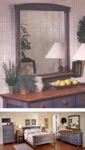 Country Fresh Mirror Woodworking Plan