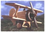 Biplane Woodworking Plan