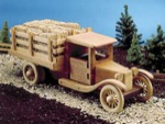 31-MD-00039 - Farm Truck Woodworking Plan