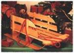 31-MD-00041 - Winter Wonderland Sleigh Woodworking Plan.