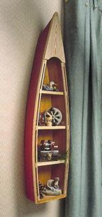 Boat Shelf Woodworking Plan
