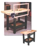 Workhorse Workbench Woodworking Plan
