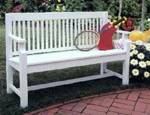 31-MD-00120 - Sittin Pretty Settee Woodworking Plan.