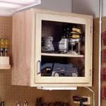 Modular Shop Cabinet System Woodworking Plan