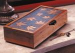 Patina Topped Jewelry Box Woodworking Plan