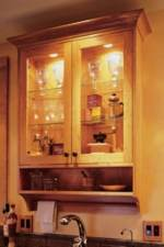 31-MD-00150 - Adaptive Display Cabinet Woodworking Plan