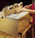 Benchtop Router Table Woodworking Plan