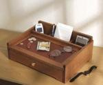 31-MD-00153 - Dresser Top Valet Woodworking Plan.