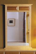 Mirror Woodworking Plan