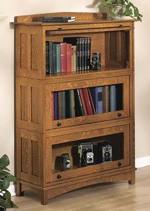 Barristers Bookcase Woodworking Plan.