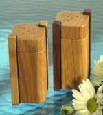 Salt and Pepper Shakers Woodworking Plan