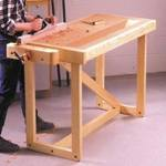 One Weekend Workbench Woodworking Plan