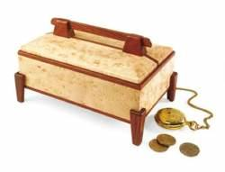 31-MD-00209 - Keepsake Box Woodworking Plan