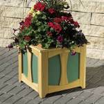 Patio Perfect Planter Box Woodworking Plan