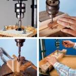 fee plans woodworking resource from WoodworkersWorkshop Online Store - dp-00282,drill press,jigs,drilling,sanding,tools,workshop,fee woodworking plans,projects,patterns,blueprints,build,construction,how to,diy,do-it-yourself