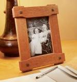 Era Inspired Picture Frame Woodworking Plan