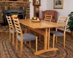 Trestle Table Woodworking Plan