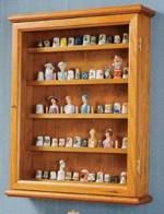 fee plans woodworking resource from WoodworkersWorkshop Online Store - dp-00293,showcase,cabinet,collectors,collection,spoons,thimbles,wall mounted,displays,storage,fee woodworking plans,projects,patterns,blueprints,build,construction,how to,diy,do-it-yourself