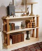 Strong on Style Shelf System Woodworking Plan