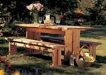 31-MD-00300 - Best Yet Picnic Set Woodworking Plan.