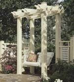 Arbor Woodworking Plan.