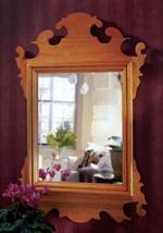 31-MD-00341 - Chippendale Mirror Woodworking Plan