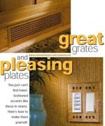 31-MD-00347 - Grates and Switch Plates Woodworking Plan