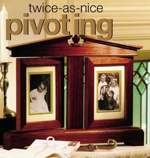 Pivoting Picture Frame Woodworking Plan