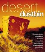 31-MD-00351 - Desert Dust Bin Woodworking Plan
