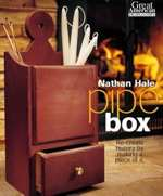 31-MD-00357 - Pipe Box Woodworking Plan