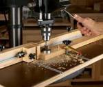 Drill-Press Table Woodworking Plan