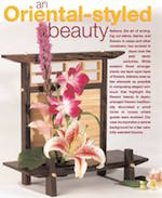 31-MD-00365 - Japanese Ikebana Stand Woodworking Plan
